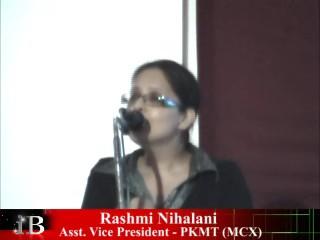 Part- 3 Rashmi Nihalani, Impetus Seminar