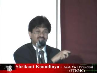 Part- 2 Shrikant Koundinya, Assistant VP