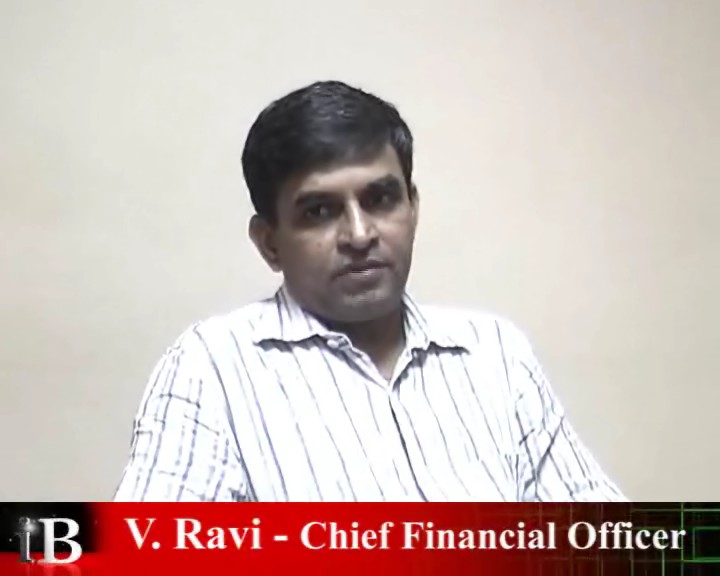 Part 3 V.Ravi, Chief Financial Officer