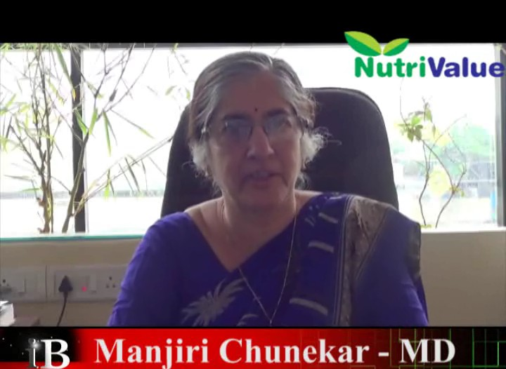 Manjiri Chunekar - MD, Grass Root Nutrition Private Limited