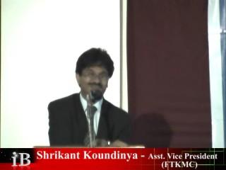 Shrikant Koundinya, Assistant VP