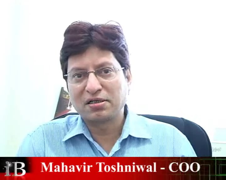 Mahavir Toshniwal, COO