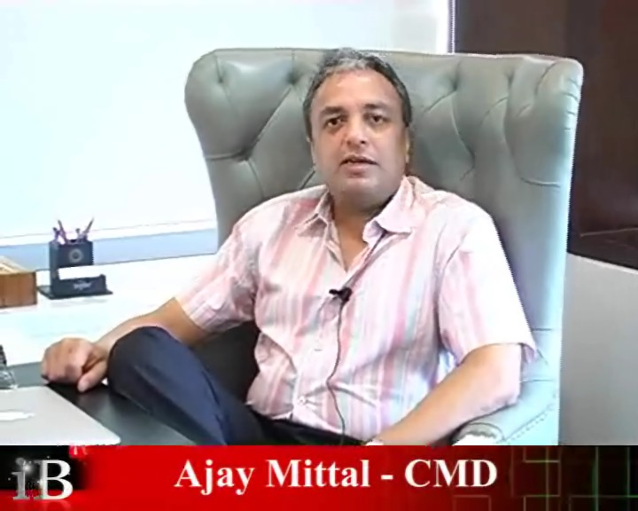 Part 1 Ajay S Mittal, CMD, Arshiya International Ltd