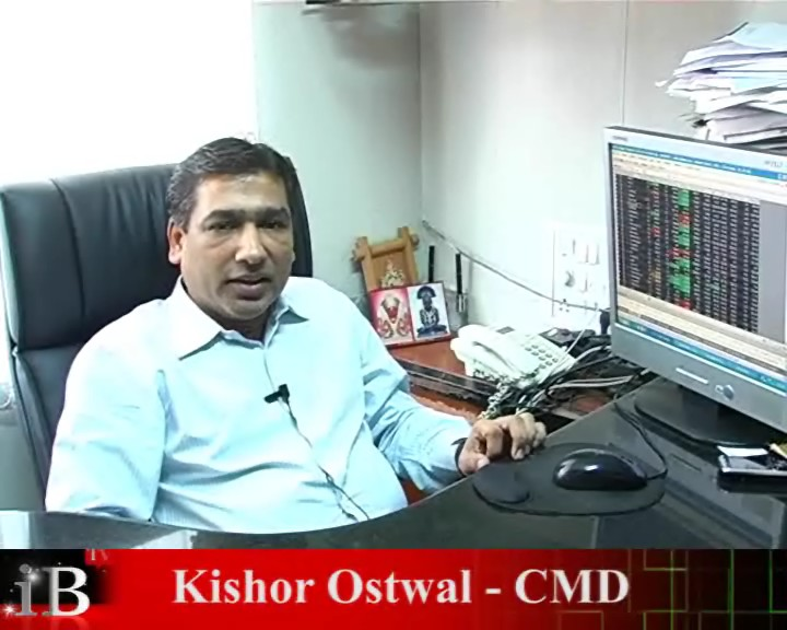 Kishor P Ostwal, CMD, CNI Research Ltd