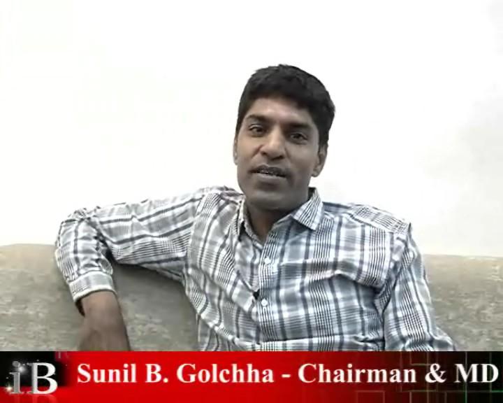 Part 1 Sunil B Golchha, CMD, Rishabhdev Technocable Ltd