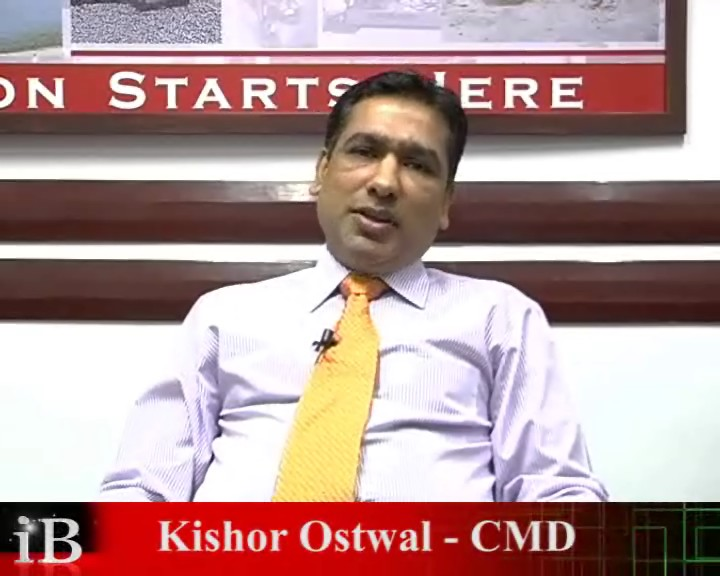 Part 3 Kishor P Ostwal, CMD, CNI Research Ltd