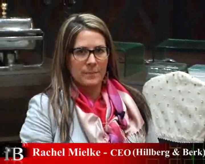 Rachel Mielke, CEO, Hillberg & Berk