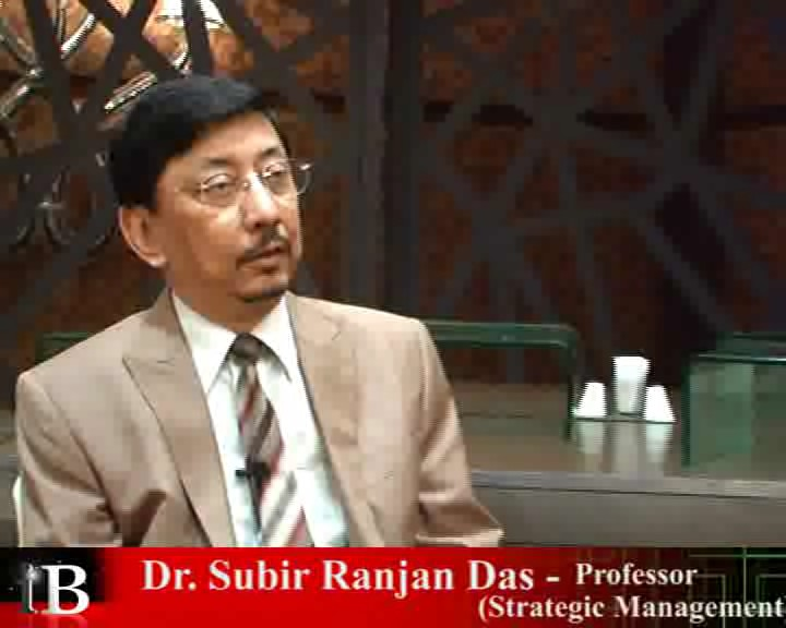 Dr Subir Ranjan Das, Professor (Strategic Management)