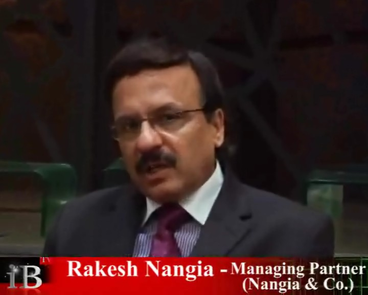 Rakesh Nangia,Treasurer, Indo-Canadian Business Chamber