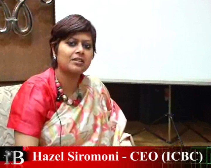 Hazel Siromoni, CEO, Indo-Canadian Business Chamber