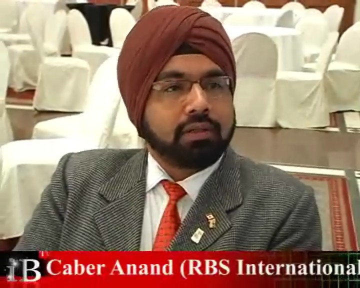 Caber Anand, RBS International, Mumbai