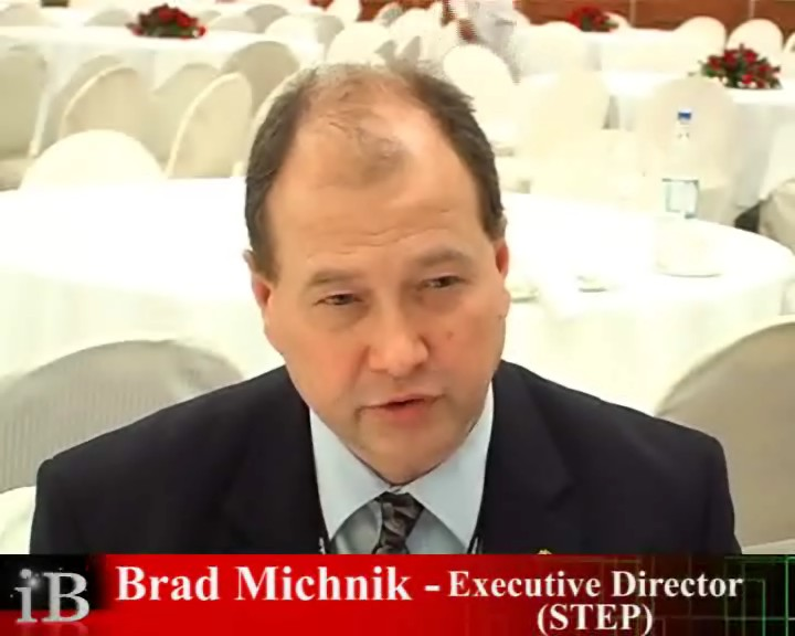 Brad Michnik, Executive Director, Trade Development