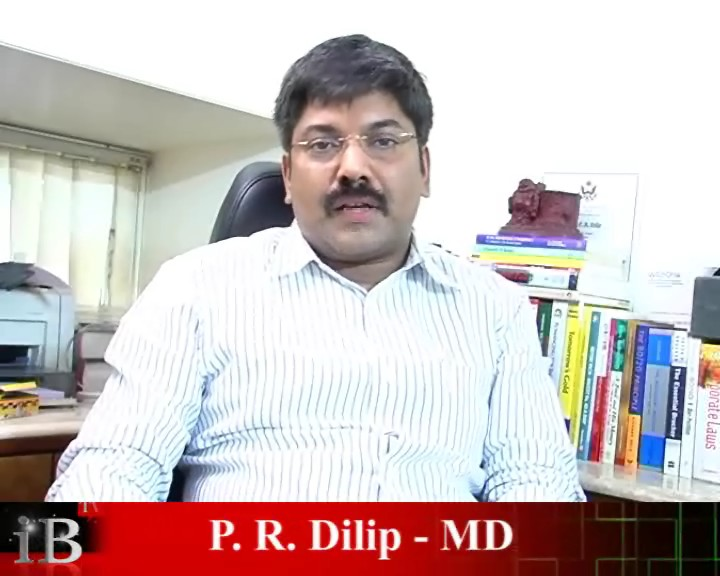 P R Dilip, Managing Director, Impetus Wealth Management