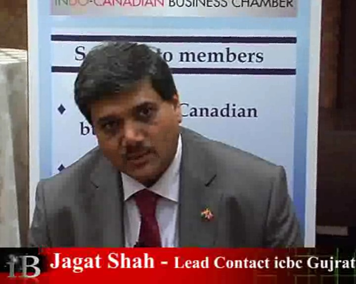Jagat Shah, Lead Contact, ICBC (Gujarat)