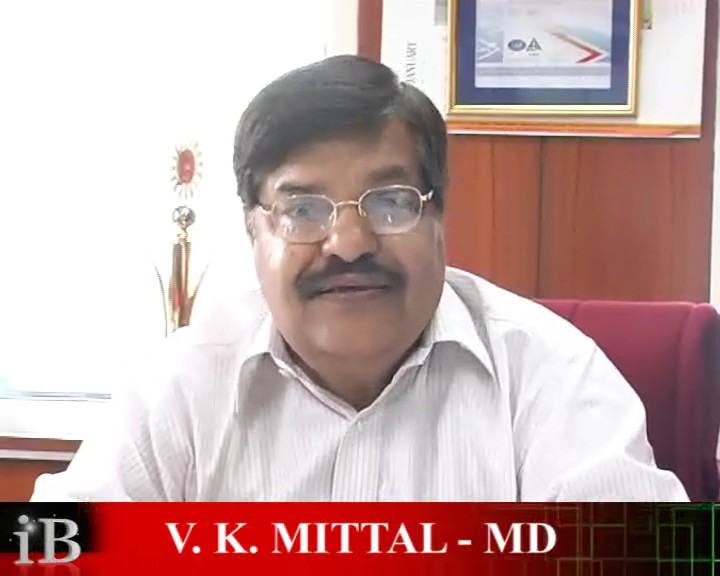 Part 2 V.K.Mittal, MD, Cenlub Industries Ltd