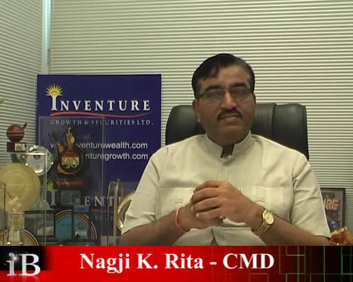 Nagji K Rita, CMD, Inventure Growth & Securities Ltd