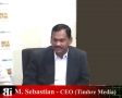 Saregama Ltd. M Sebastian, CEO, Timbre Media Mumbai, Video