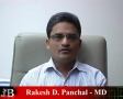 Rakesh D Panchal, MD, Gemini Engi-Fab Ltd., Mumbai, Video