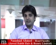 Naushad Ahmed, Head Faculty, Jawed Habib Hair & Beauty Ltd.,