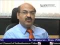 K. Sukumaran, Dean, NISM, Part 2 C84