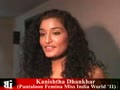 Kanishtha Dhankhar, Miss  India  winners 2011  �Dance  with  Joy�