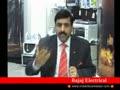 R.Ramakrishnan, Executive Director,Bajaj Electricals, Part-3
