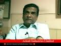 S K Saraf, MD, Acknit Ind. Ltd, Kolkata, BSE Code: 530043, Video Part 2