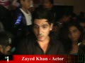 Zayed Khan, Actor