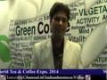 Shivkumar P. Shah, Verynutri, World Tea & Coffee Expo. 2014
