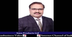 Dilip Soni - MD, Soni Soya Products Ltd