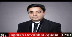 Jagdish Devjibhai Ajudia - CMD, INDO US BIOTECH LTD