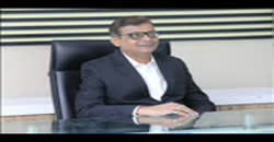 Jayeshbhai C Shah,CMD, Sonam Clock Ltd.