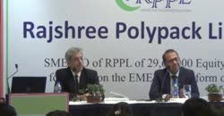 Rajshree PolyPack Ltd- IPO Conference 2018