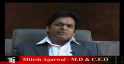 Interview of Mitesh Agarwal, MD & CEO, RADHA MADHAV CORPORATION LTD: 2011 (part3)