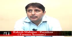 IOL Chemicals & Pharma. Ltd. Rakesh Mahajan, President (Fin.& Accounts) Part 1 (2010)