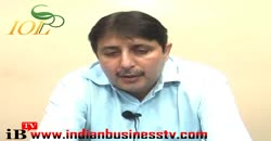 IOL Chemicals & Pharma. Ltd. Rakesh Mahajan, President (Fin.& Accounts) Part 3 (2010)