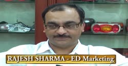 Fiem Industries Ltd., Rajesh Sharma, ED (Marketing), Part 4 ( 16th Mar 2010 )