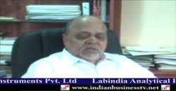 Shrikant Bapat, CMD, Labindia Instruments Pvt. Ltd. C122, Part 1