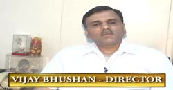 Video: Bharat Bhushan Share & Commodity Brokers Ltd. Vijay Bhushan, Part 2