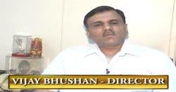 Video: Bharat Bhushan Share & Commodity Brokers Ltd. Vijay Bhushan, Part 2