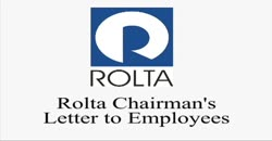 Rolta Chairman's Letter to Employees