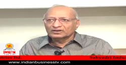 Sahyadri Industries Ltd., Purushottam L Patel,Chairman, Part 1 (15th Mar 2010)