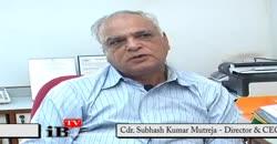 Western India Shipyard Ltd., Cdr. Subhash Kumar Mutreja ( 15th Mar 2010 )