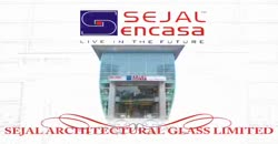 Sejal Architectural Glass Ltd., Amrut S Gada, CMD, Part 1