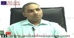 Sejal Architectural Glass Ltd., Amrut S Gada, CMD, Part 4