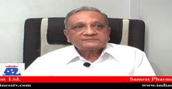 Samrat Pharmachem Ltd.,Lalit Mehta, Managing Director, Part 2 ( 15th March 2010 )
