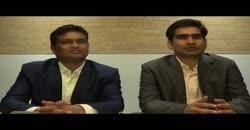 Success Story Of Krishna Phoschem Ltd. by (L)Pankaj Ostwal, Promoter & (R) Praveen Ostwal, MD