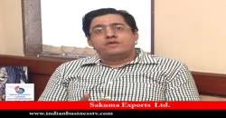 Sakuma Exports Ltd., Saurabh Malhotra, MD, Part 2( 15th March 2010)