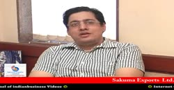 Sakuma Exports Ltd., Saurabh Malhotra, MD, Part 3 ( 15th March 2010)