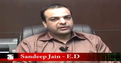 Oswal Woolen Mills Ltd., Sandeep Jain, Executive Director, Part 2 ( 2010 )